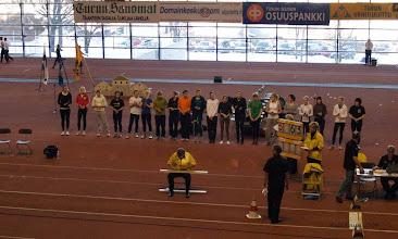 Photo: Nuoren halli-SM Turku: N17 korkeuden esittely