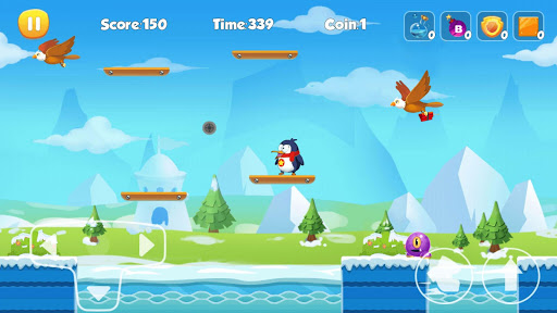 Penguin Run apklade screenshots 2