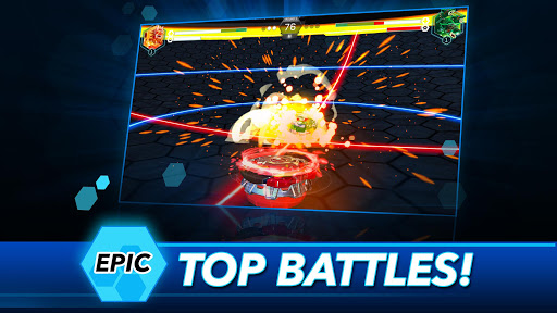 BEYBLADE BURST app 6.2.1 Cheat screenshots 1