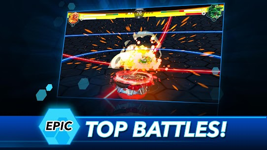 BEYBLADE BURST app MOD (Unlimited Money) 1