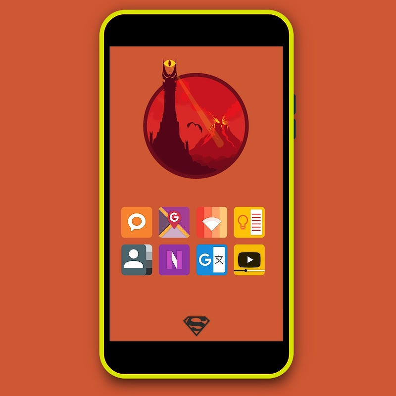 Krix Icon Pack Screenshot 2