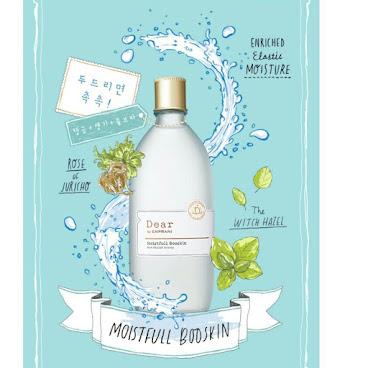 韓國高級專櫃品牌Enprani 親愛的茵葩蘭水分滿滿肌底爽膚水 250ml