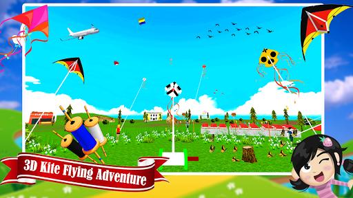 Basant The Kite Fight 3D : Kite Flying Games 2020 1.0.1 screenshots 6