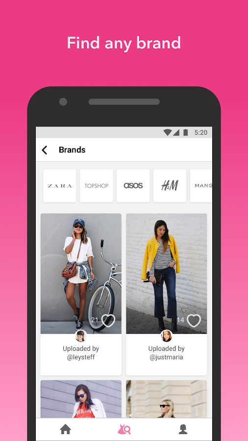 Chicisimo outfit ideas planner android apps on google play for New app ideas for iphone