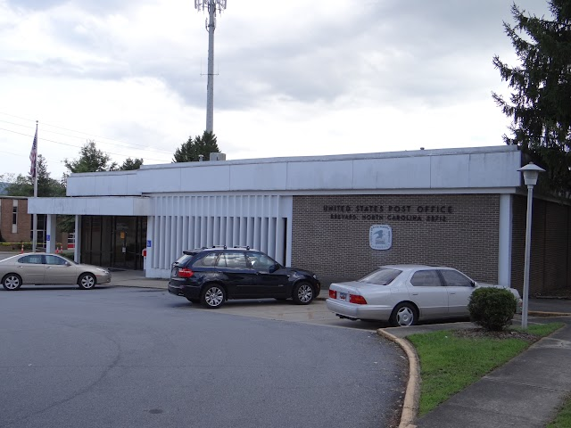 Brevard, NC post office
