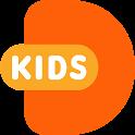 DEVAR kids (ar coloring 3d) icon