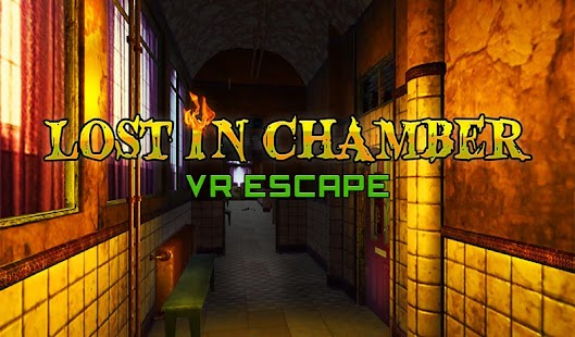 Lost In Chamber VR Escape- screenshot thumbnail