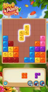 Block Puzzle: Blossom Garden 24