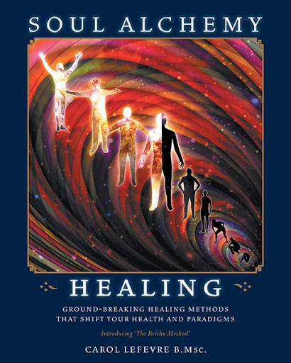 Soul Alchemy Healing cover