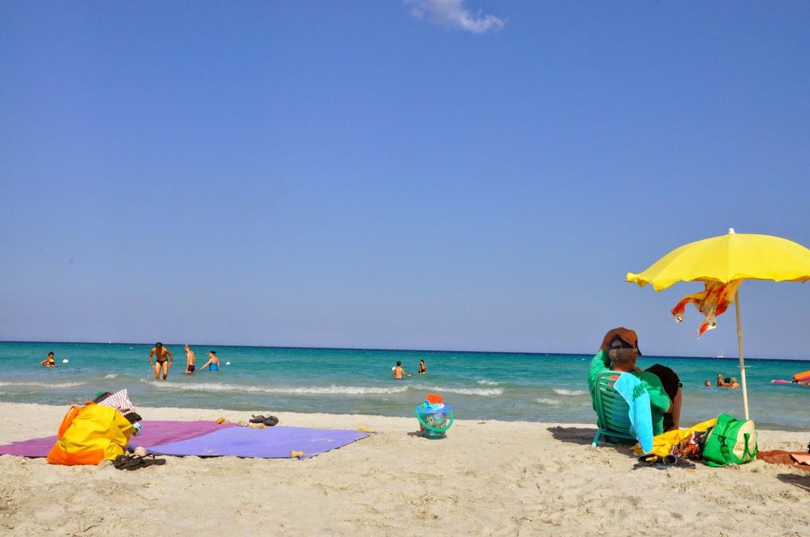 Лучший Пляж Сан Теодоро. Ла Синта