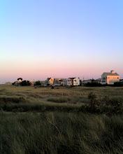 Photo: A few seaside houses on Plum Island