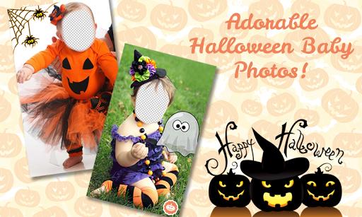 Halloween Baby Costume Photo