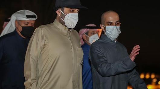 Turki Al-Sheikh está preocupado