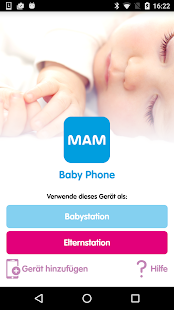 MAM Baby Phone – Miniaturansicht des Screenshots