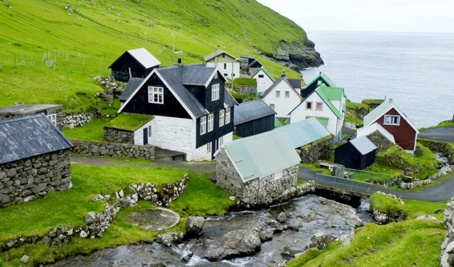 The life of people in the Faroe Islands