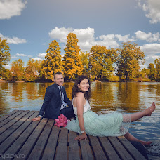 Wedding photographer Sabin Neacsa (blackandyellow). Photo of 08.09.2016