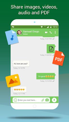 ALOO - Message and Video Calling 2.4.0.3 screenshots 6