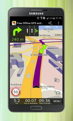 Free Offline Gps Maps Finder