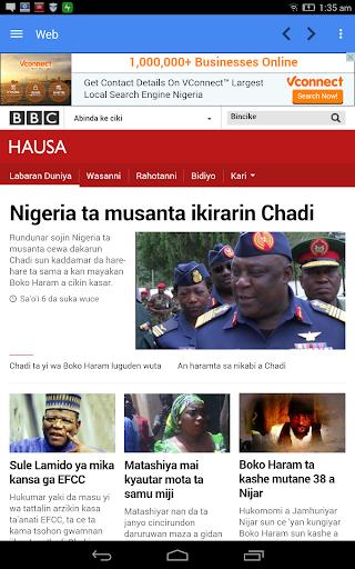 BBC HAUSA v1