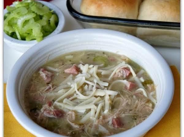 Chicken Cordon Bleu Soup Recipe