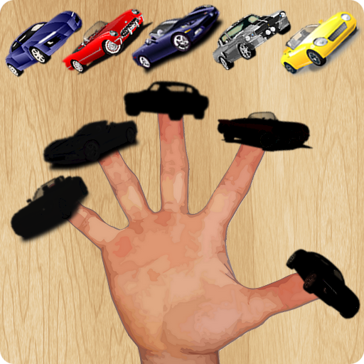 Cars Finger Family Puzzle Game