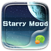 (FREE) GO SMS STARRYMOOD THEME