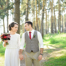 Wedding photographer Anastasiya Bochkareva (asyabochkareva). Photo of 17.08.2016