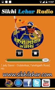 Sikhi Lehar Radio screenshot 3
