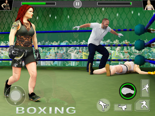 PRO Punch Boxing Champions 2018: Real Kick Boxers 1.0 screenshots 9