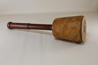 Photo: Joe Barnard mallet {challenge}