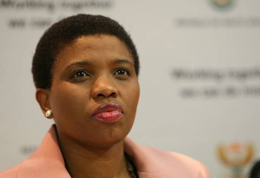 Deputy director of public prosecutions Nomgcobo Jiba. File photo.
