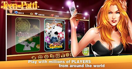 Teen Patti Klub ♣ Lucky 1.0.1013 screenshot 353811