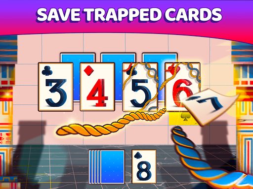 Solitaire TriPeaks - Play Free Card - Solitairians apktram screenshots 13