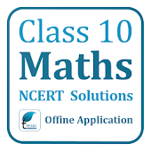 NCERT Solutions Class 10 Maths in English offline