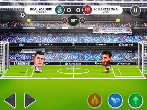 Head Soccer La Liga 2018 screenshot 6