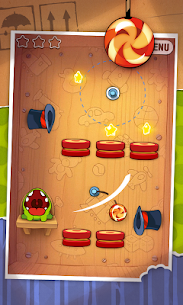 Cut the Rope FULL FREE MOD Apk (Unlimited Tips) 4