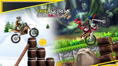 Trail Dirt Bike Race: Offroad 1.1 screenshot 1892942