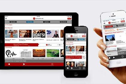 5 Aplikasi Pemutar Radio Terbaik di Android