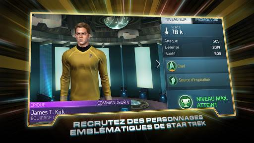 Star Treku2122 Fleet Command  captures d'u00e9cran 2