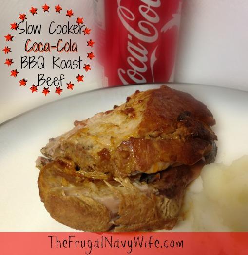 Slow Cooker Coca-Cola BBQ Roast Beef Recipe