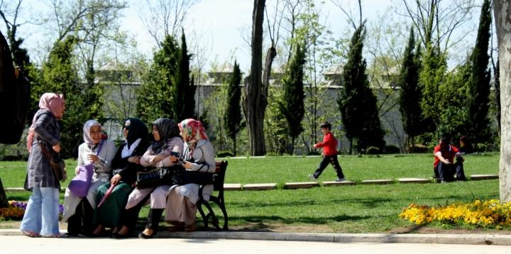 Chiacchiere a Istanbul di tclaudia77