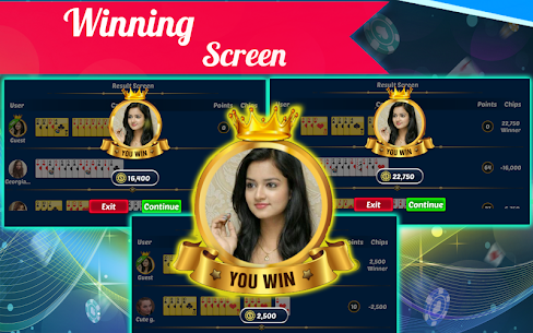 Indian Online Rummy: Original Circle Rmi Card Game Apk  Download For Android 4