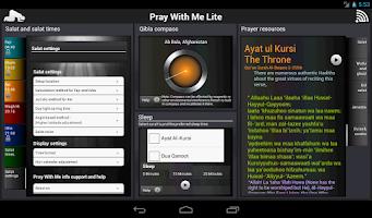 Screenshot of Pray With Me Lite