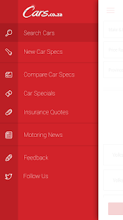 Cars.co.za- screenshot thumbnail