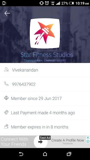 Star Fitness Studios