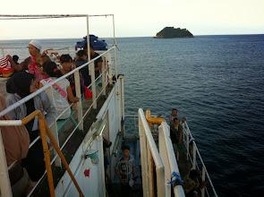 Photo: Ferry Merak (Java) - Bakauheni (Sumatra)