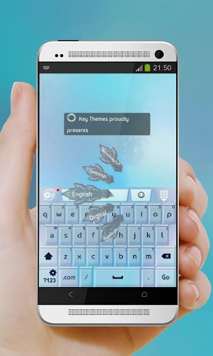 免費下載個人化APP|Etherealの空 GO Keyboard app開箱文|APP開箱王
