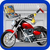 Motor Bike Repair Shop