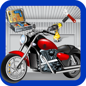 Motor bike repair shop android apps on google play for Motorized bicycle repair shop