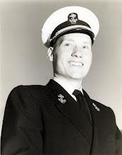 Photo: Patrick Alonzo Tillery in Navy ROTC uniform 1952